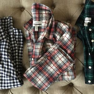 J. Crew Perfect Button Down